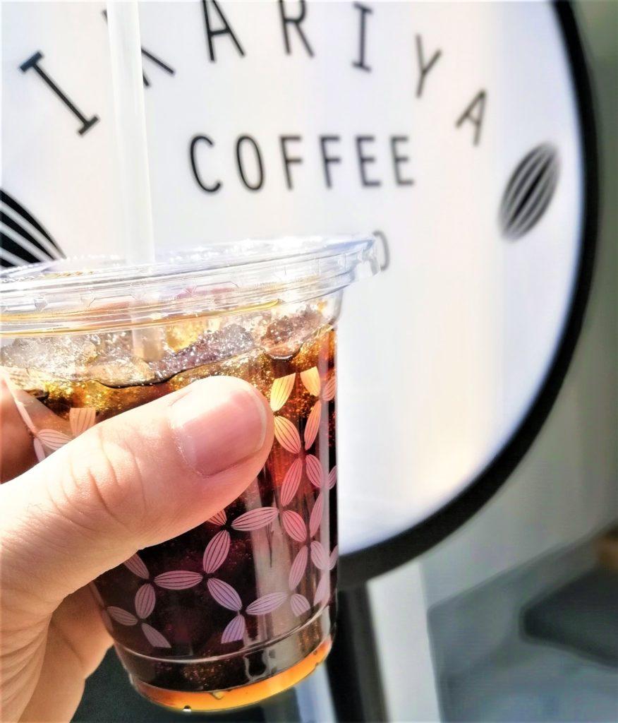 京都市にあるイカリヤ コーヒー キョウトのワンドロップ