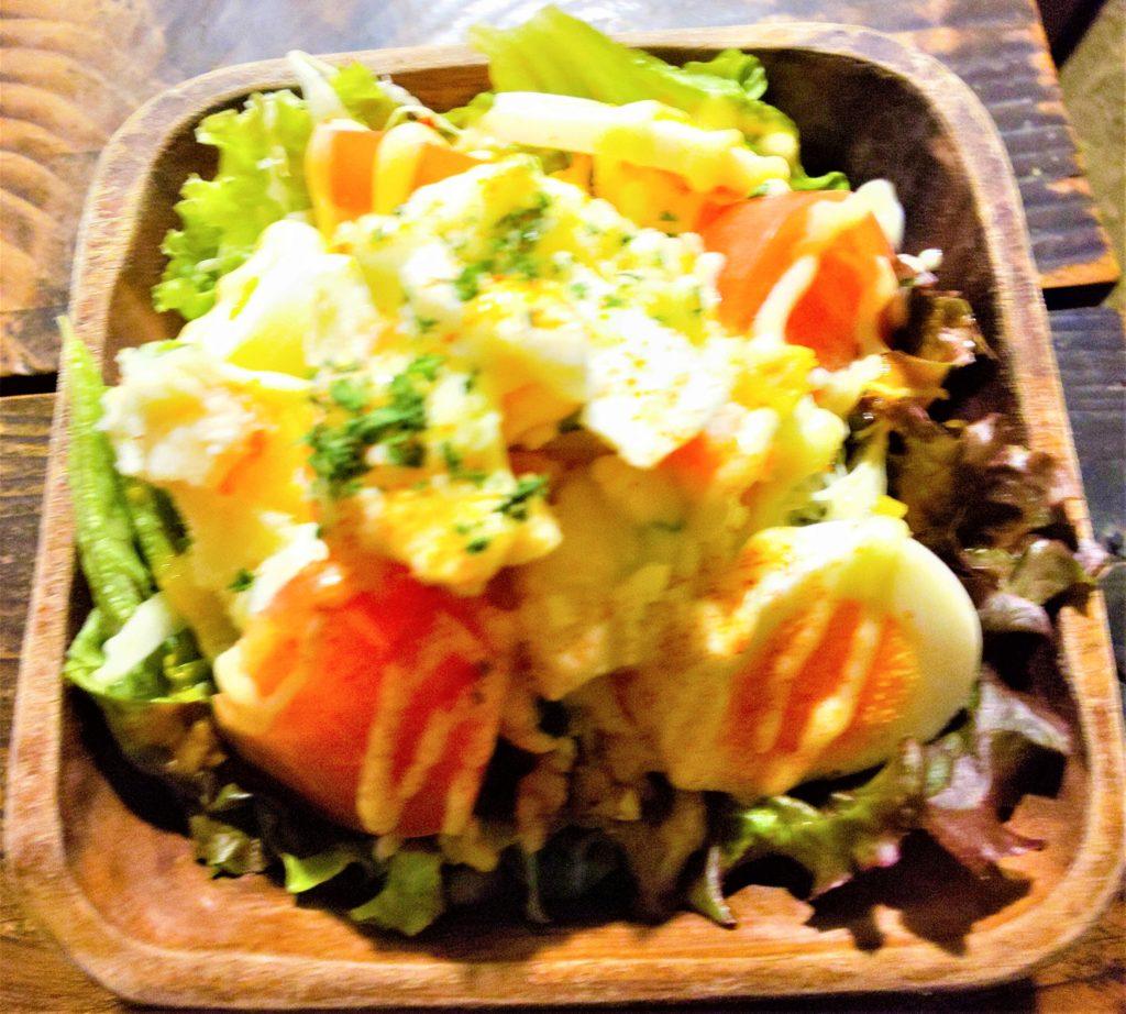 Restaurant Chez Noix ポテトサラダ 東大阪市 死ぬまで食べたい名料理
