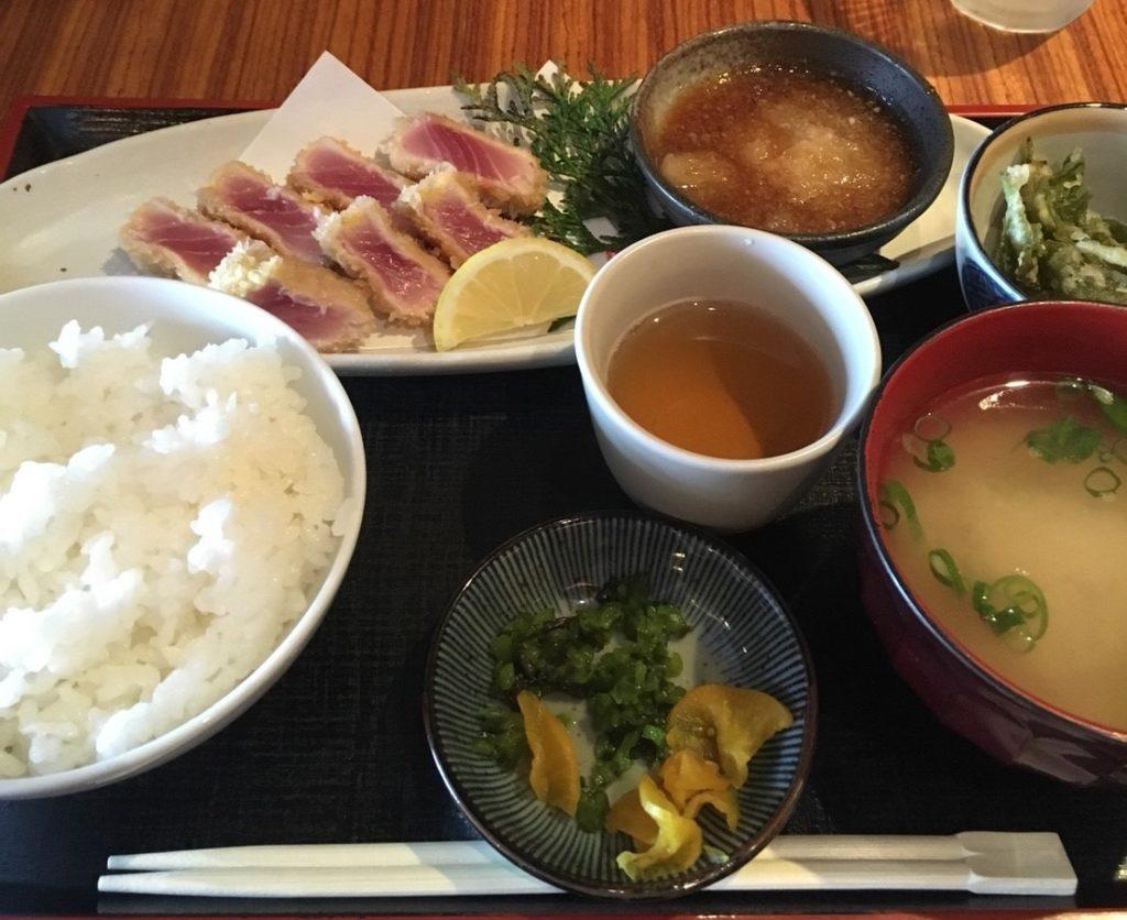 マグロ料理/bodai
