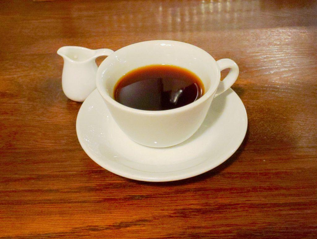 大阪のタジマコーヒーのTAJIMAブレンド