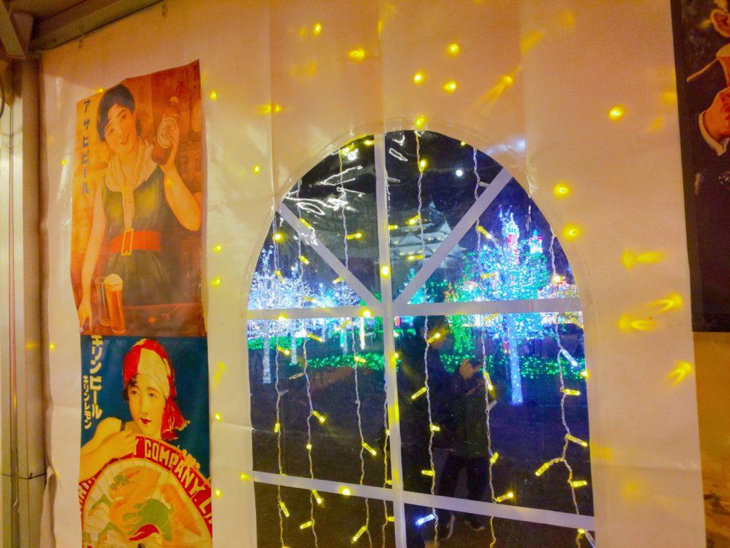 大阪城イルミナージュ/浪漫食堂