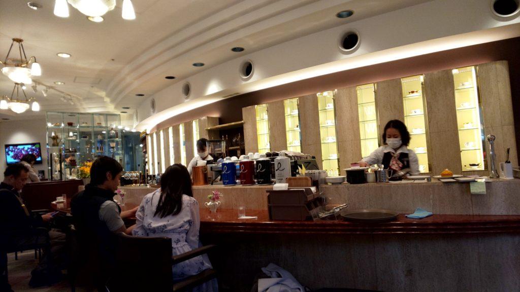 UCCコーヒー博物館のコーヒーロード