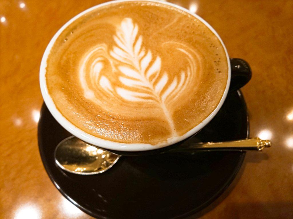 コーヒーロードのカフェオレ