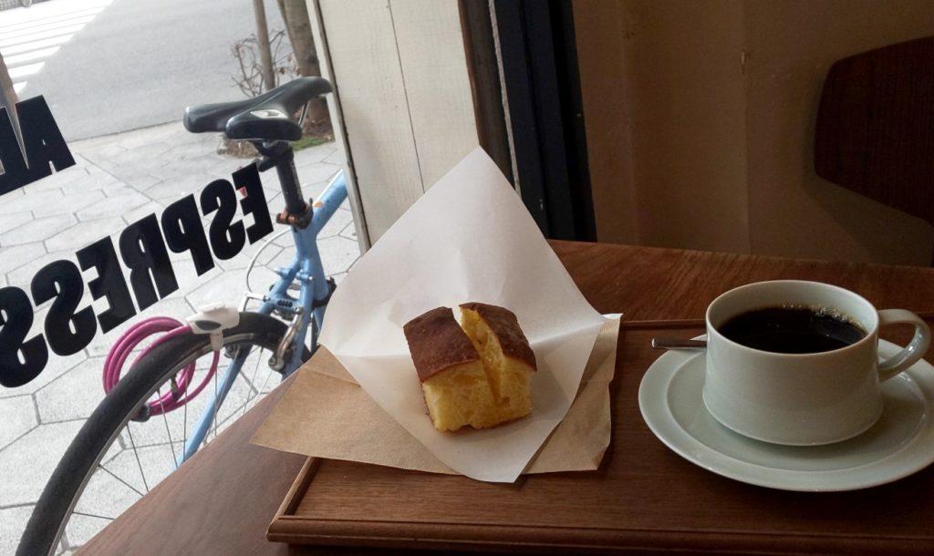 大阪のカフェ ノオト コーヒー