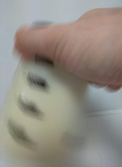 プロテインの混ぜ方