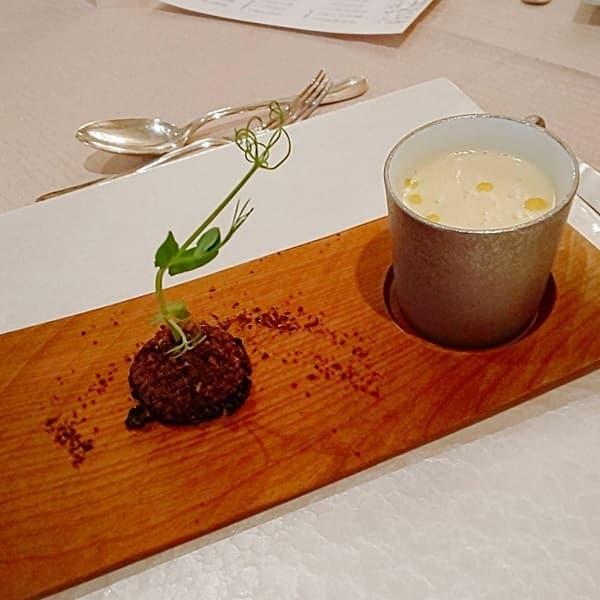 大阪府の結婚式場、セントラファエロチャペル御堂筋の前菜
