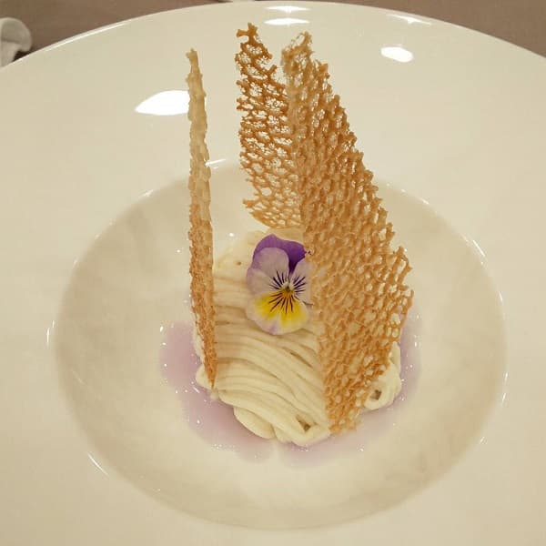 大阪府の結婚式場、セントグレース ヴィラの前菜