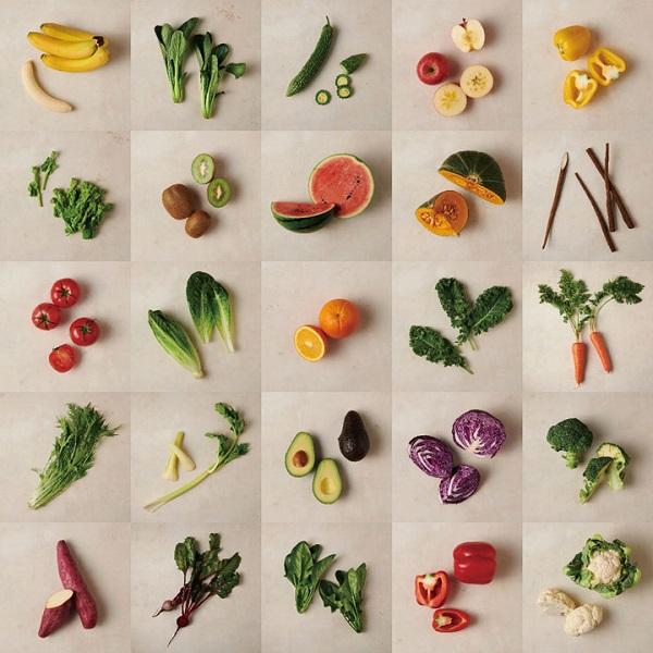 グリーンスプーンで摂れる野菜